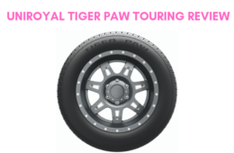 Uniroyal Tiger Paw Touring Review