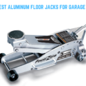aluminu floor jacks for garage use