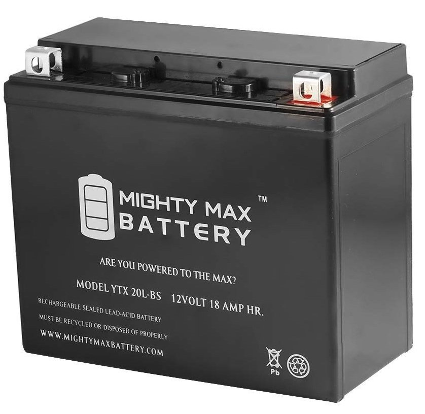 battery for harley davidson