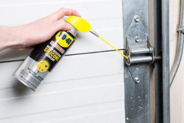 best garage door lbricant