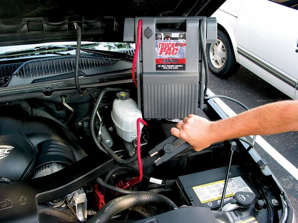 heavy duty truck jump starter reviews