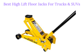 high lift floor jacks for trucks suvs