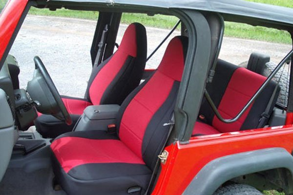 Stupendous Top 10 Best Jeep Wrangler Seat Covers Of 2019 Reviews Dailytribune Chair Design For Home Dailytribuneorg