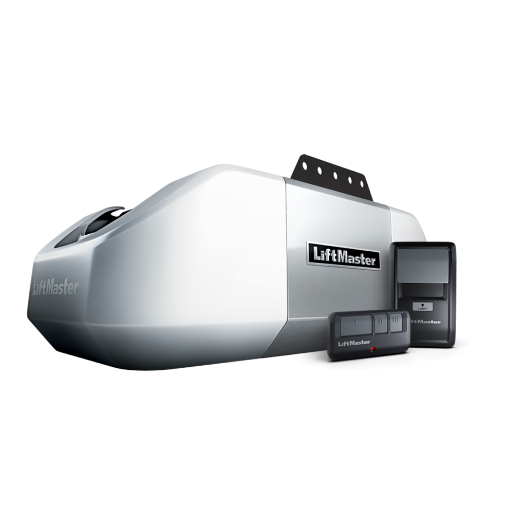 liftmaster 8355 garage door opener review