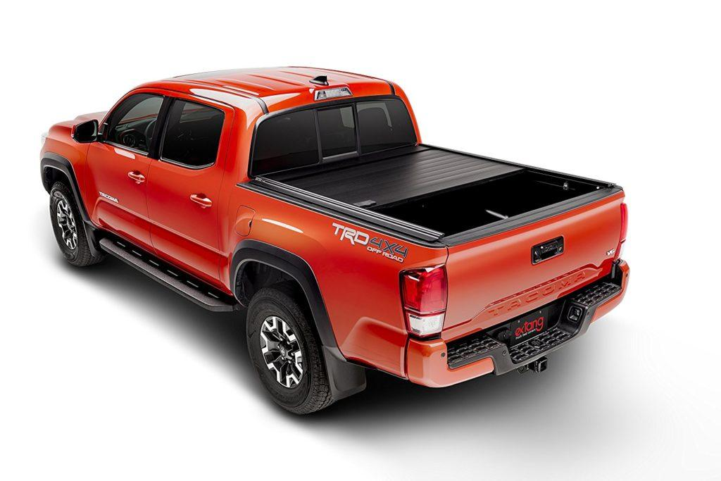 retractable truck bed tonneau cover