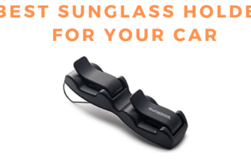 sunglass holder