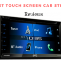 touch screen car stereos