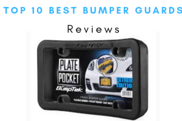 best bumper guards
