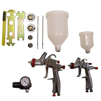 lvlp spray gun reviews