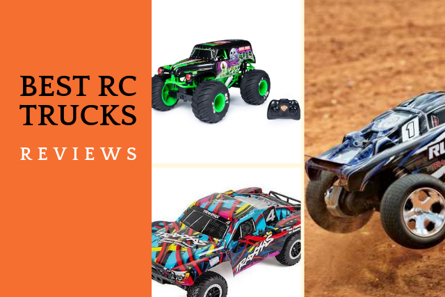 Top 10 Best RC Trucks On The Market 2021 Reviews & Buying Guide