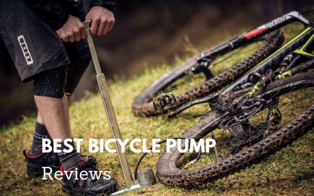 Top 10 Best Bicycle Pump For The Money 2021 Reviews
