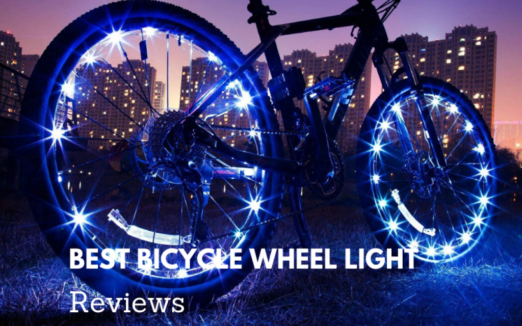 Best Bicycle Wheel Light – Top 10 Rated In 2021 Reviews