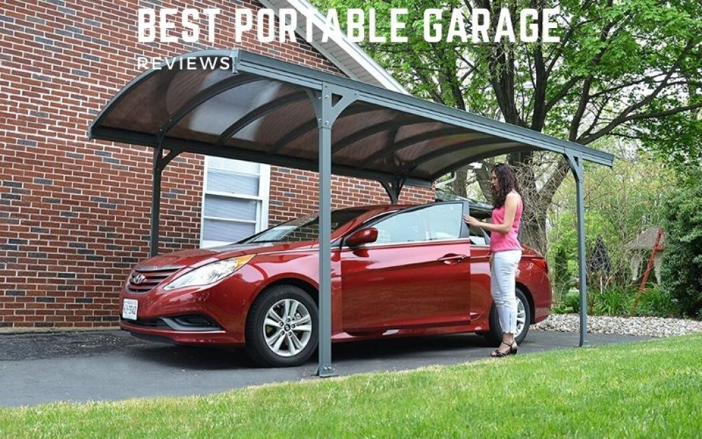 Top 10 Best Portable Garage Of 2021 Detailed Reviews & Buyers Guide