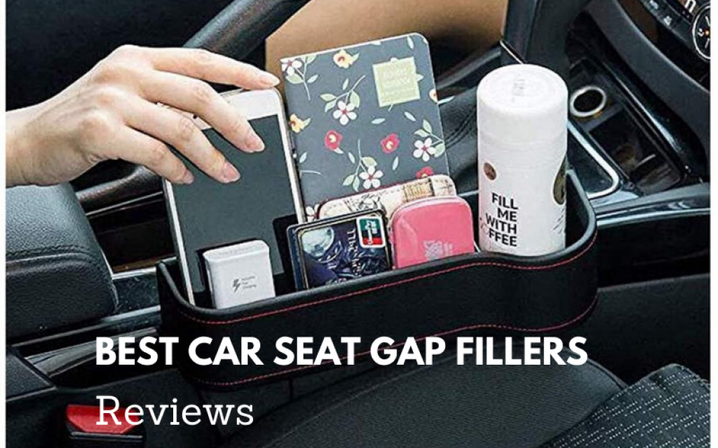 best car seat gap fillers