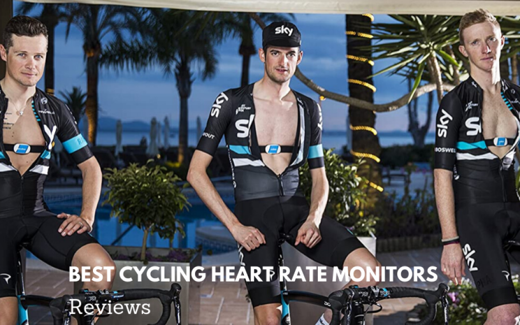 Top 7 Best Cycling Heart Rate Monitors To Buy 2021 Reviews