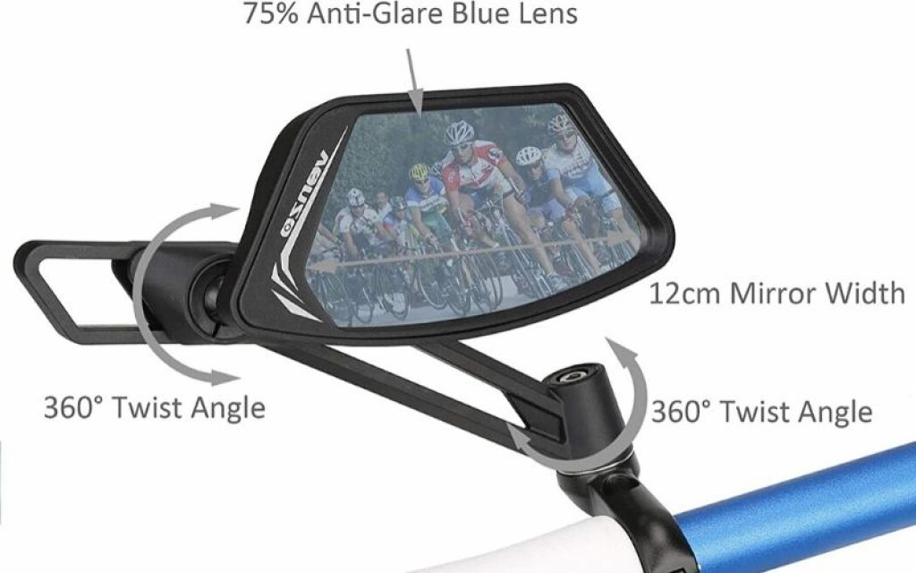 best bike mirrors review
