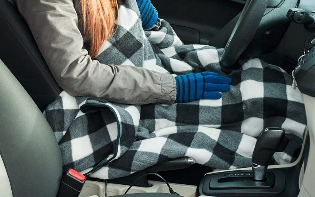 best heated car blankets