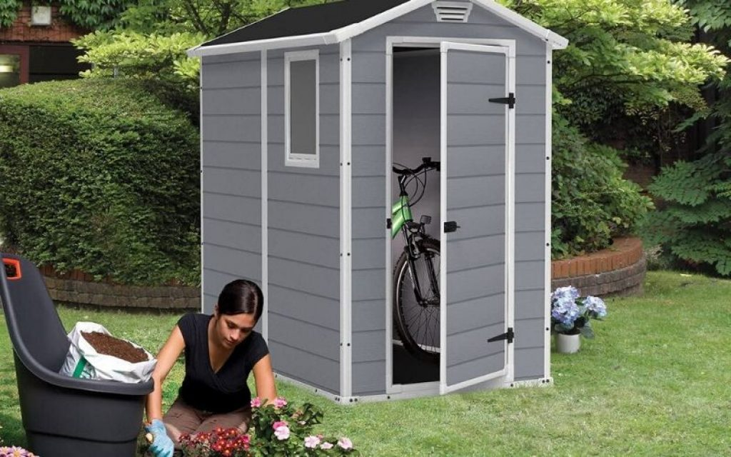 best outdoor bicycle storage shed