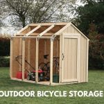 best outdoor bicycle storage shed reviews