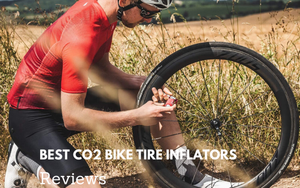 co2 bike tire inflators