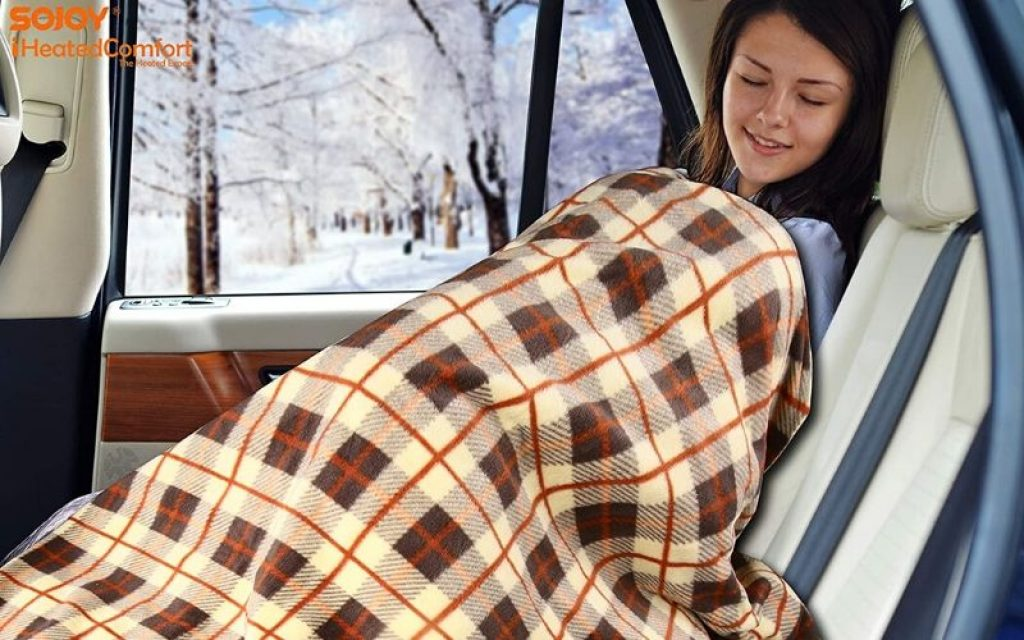 Best Heated Car Blankets 2021 – Top 10 Rated Reviews