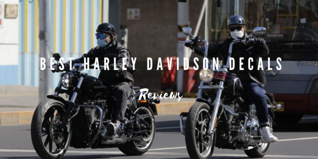 Best Harley Davidson Decals