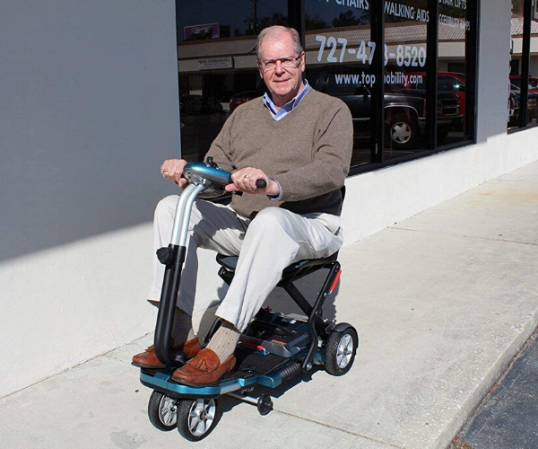 Top 8 Best Folding Mobility Scooter In 2021 Reviews