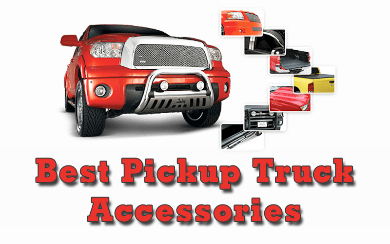 12 best pickup truck accessories