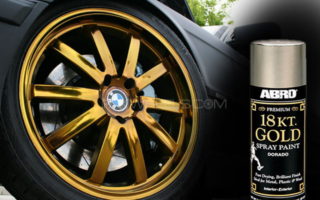 Best Spray Paint for Rims Review