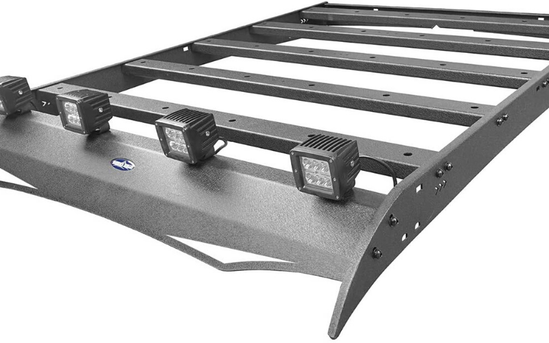 top Toyota Tacoma Roof Racks