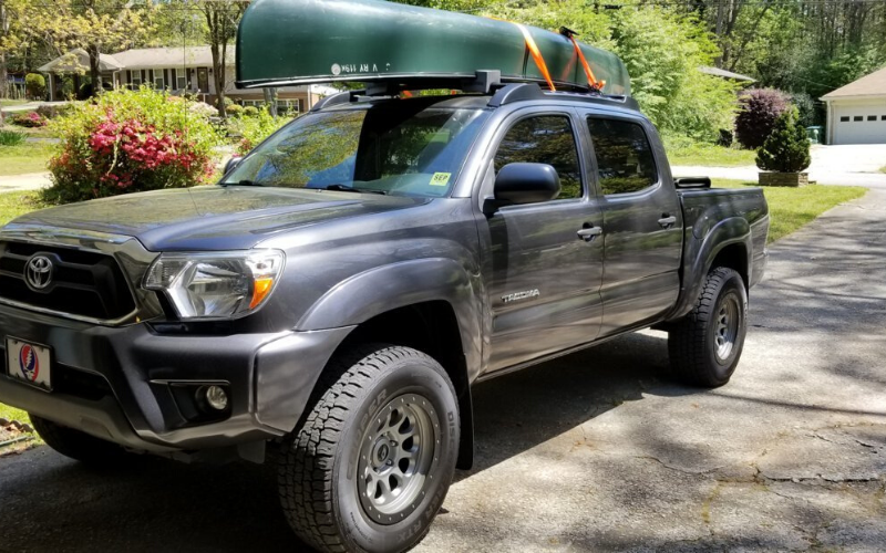 Toyota Tacoma Roof Racksbuying guide