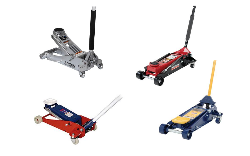Top 4 Best Floor Jacks Made In The USA You Should Buy In 2021 Review
