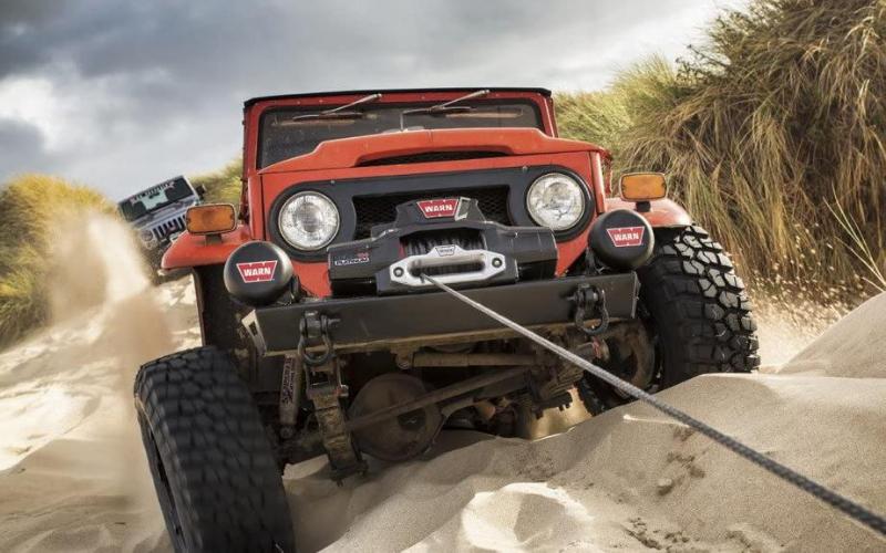 Best Jeep Winches