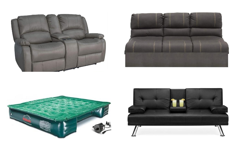 Top 4 Best RV Sofa Beds In 2021 Review