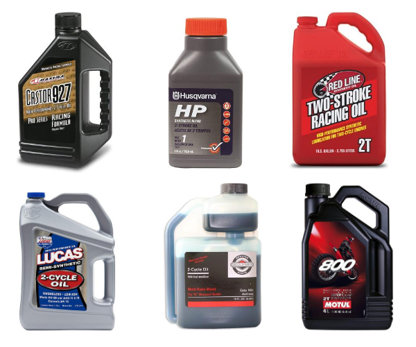 Top 6 Best Two-Stroke Oils Of 2021 Review