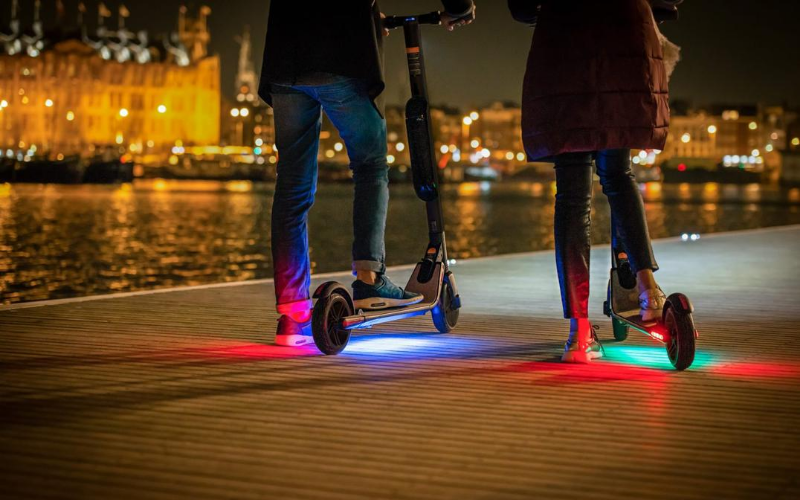Segway Ninebot ES4 Electric Scooter Review Performance
