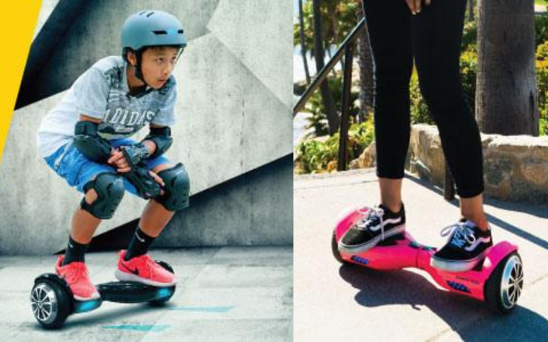 Swagboard T1 Pro Hoverboard Review Performance