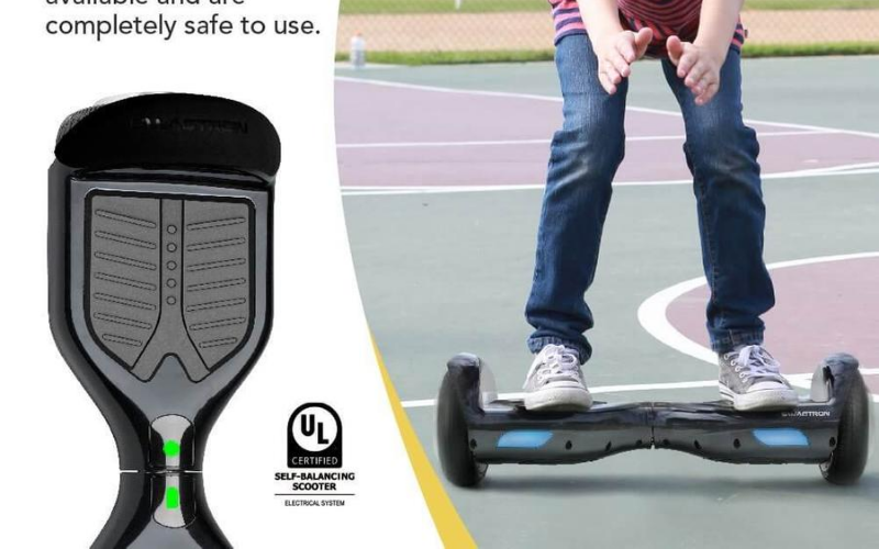 Swagboard T1 Pro Hoverboard Review Safe