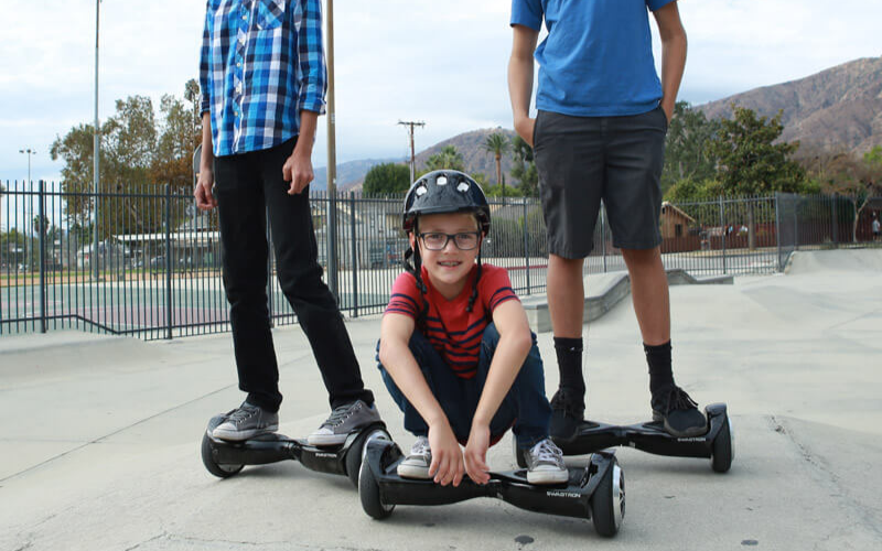 Swagboard T5 Review Ride