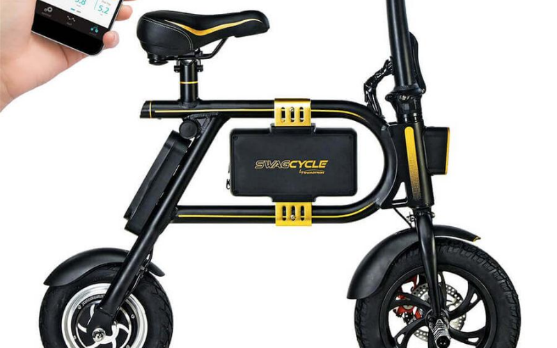 Swagcycle Classic Pedal-Less Electric Bike Review Build