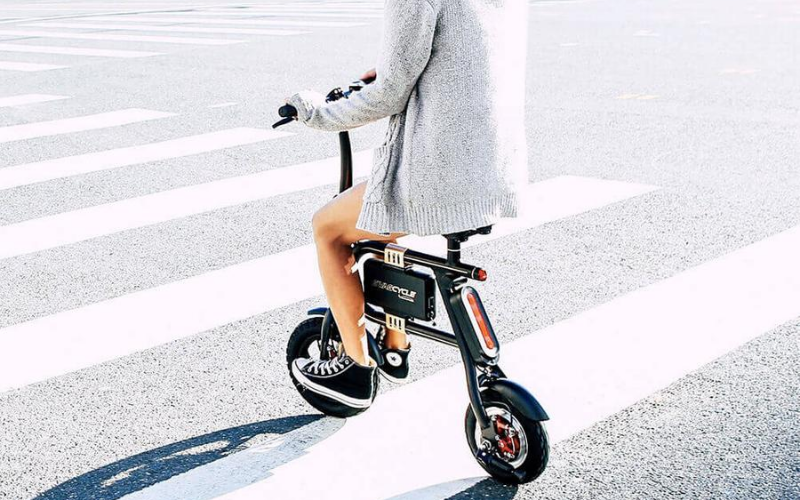 Swagcycle Classic Pedal-Less Electric Bike Review Performance