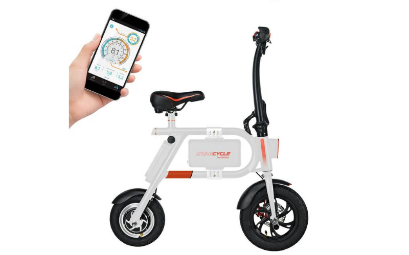 Swagcycle Classic Pedal-Less Electric Bike