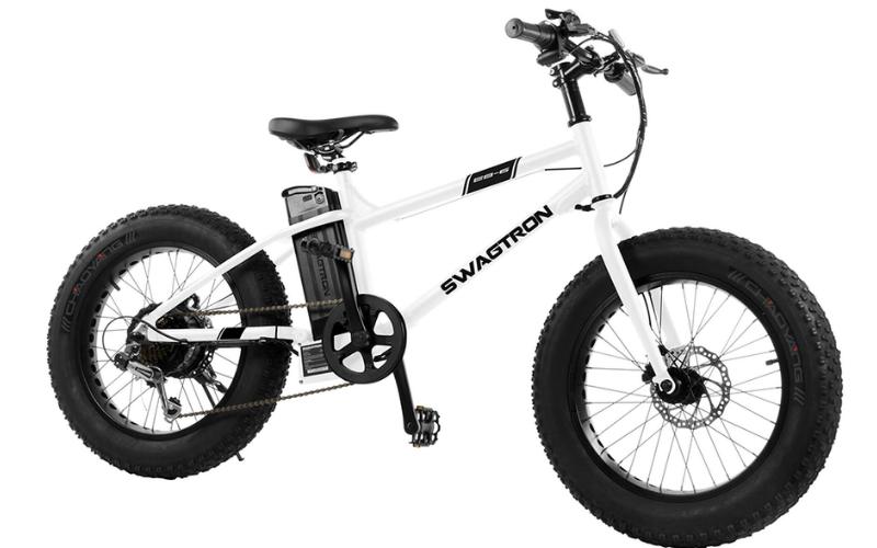 Swagtron EB6 Kids Electric Fat Bike