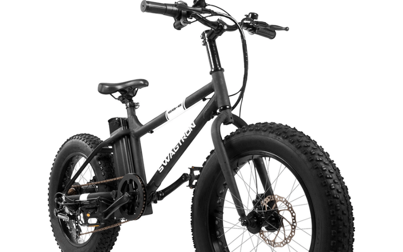 Swagtron EB6 Kids Electric Fat Bike Review Build