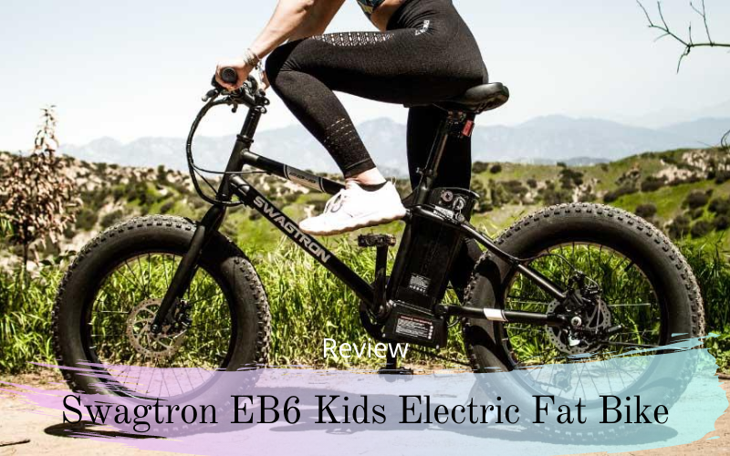 Swagtron EB6 Kids Electric Fat Bike Review