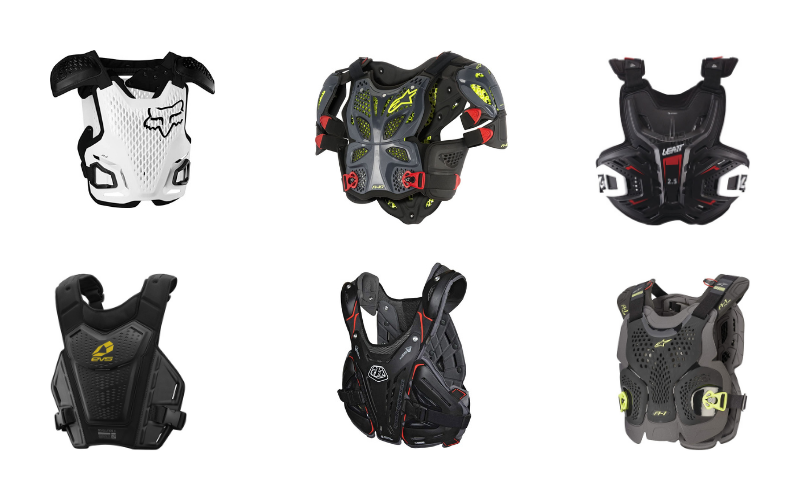 Best Dirt Bike Chest Protectors