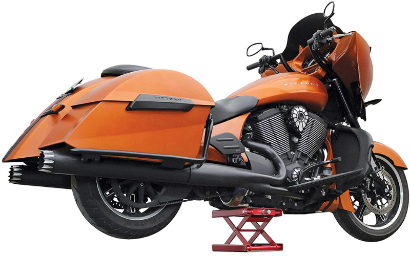 Best Motorcycle Lift Table Review