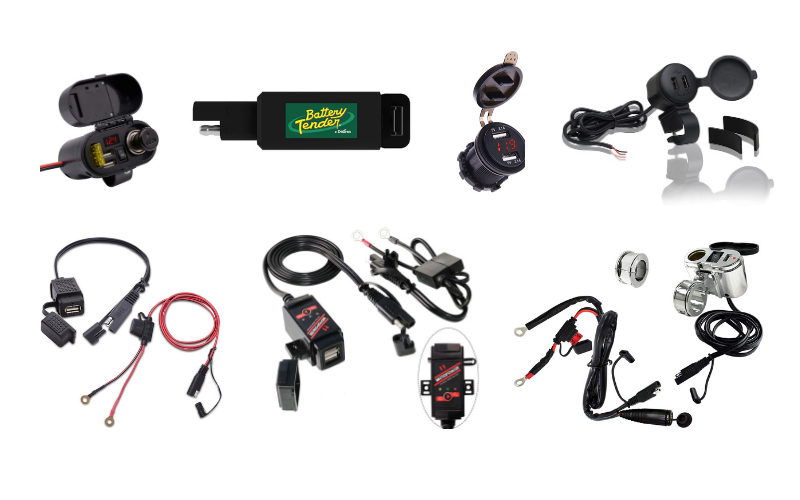 Best Motorcycle USB Chargers – Top 7 Rated Reviews