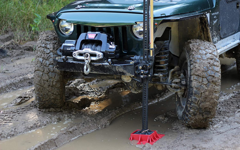 Top 8 Best Off-Road Jacks For All Budgets In 2021 Review