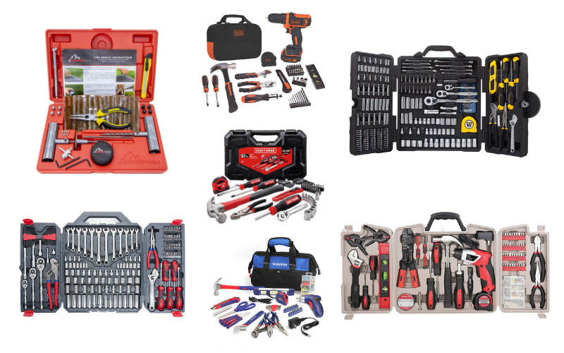 Best RV Tool Kits To Buy In 2021 – Top 7 Rated Review